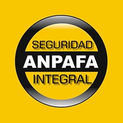 ANPAFA Seguridad logo